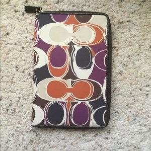 Coach Tablet E-reader Cover Ipad Mini or Kindle